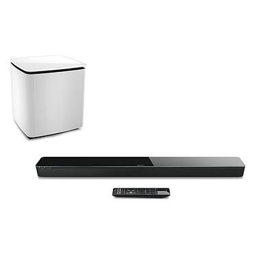 Bose SoundTouch 300 + Acoustimass 300 Blanc