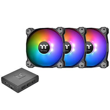 Thermaltake Pure Plus 12 LED RGB x3