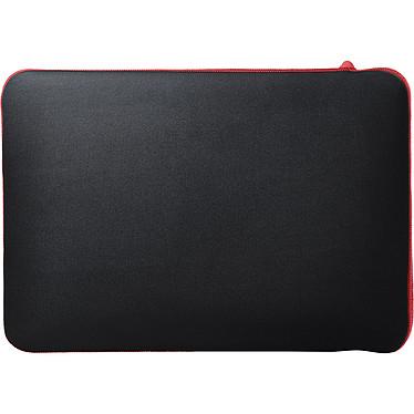 "Avis HP Chroma Sleeve 15.6"" Rouge/Noir"