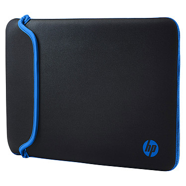 "HP Chroma Sleeve 14"" Bleu/Noir"