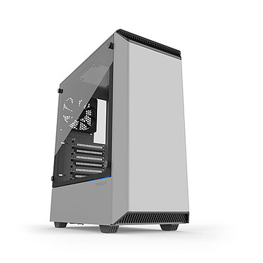 Phanteks Eclipse P300 Tempered Glass (Blanc)