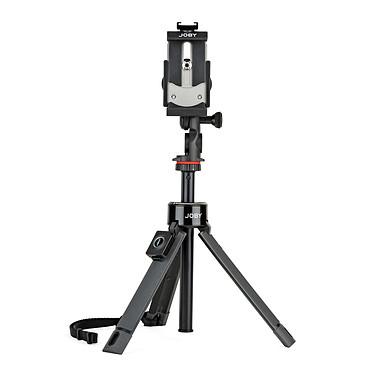 Joby GripTight Pro TelePod Trépied avec perche télescopique pour smartphone et caméra sportive avec télécommande Bluetooth (iOS et Android)