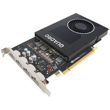 Lenovo Quadro P2000 5 Go 4 x DisplayPort - PCI Express 3.0 x16 (NVIDIA Quadro P2000)