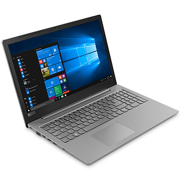 "Lenovo V330-15 (81AX00JUFR) Intel Core i3-8130U 8 Go SSD 256 Go 15.6"" LED Full HD Graveur DVD Wi-Fi AC/Bluetooth Webcam Windows 10 Professionnel 64 bits"