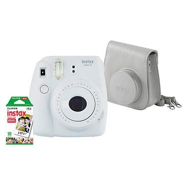 Fujifilm Pack instax mini 9 Blanc