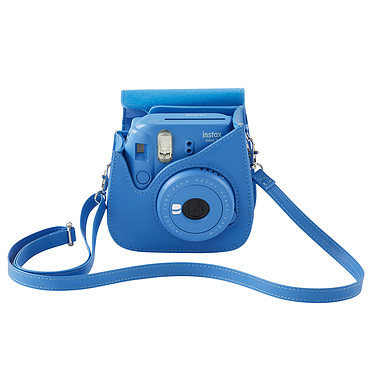 Fujifilm Pack instax mini 9 Bleu pas cher