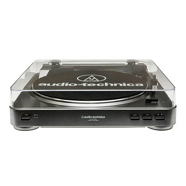 Avis Audio-Technica AT-LP60USB + Eltax Monitor III BT Phono Noir