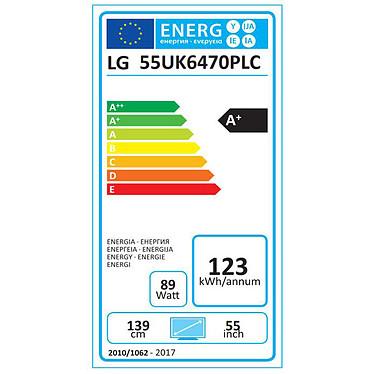 LG 55UK6470 pas cher