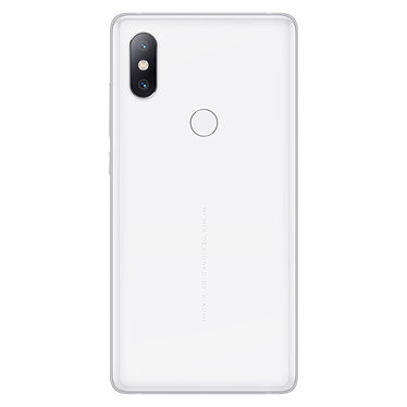 Xiaomi Mi Mix 2S Blanc (64 Go) pas cher