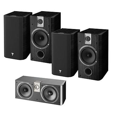 Focal Chorus 605 Black Style (x2) + Focal Chorus CC 700 Black Style