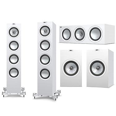 KEF Q550 System Plus Blanc