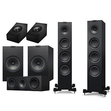 KEF Q550 System Plus Atmos Noir