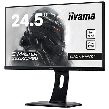 "Avis iiyama 24,5"" LED - G-MASTER GB2530HSU-B1 Black Hawk"