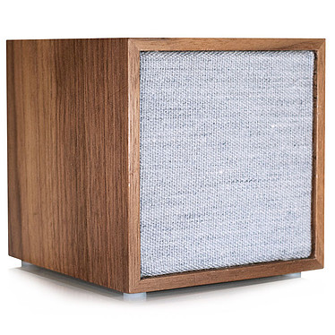 Avis Tivoli Audio Cube Noyer / Gris