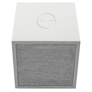 Tivoli Audio Cube Blanc / Gris Enceinte multiroom avec Wi-Fi, Bluetooth et Spotify Connect