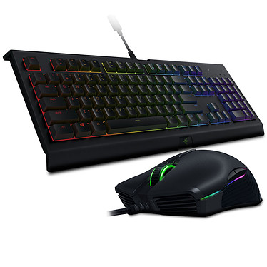 Razer Cynosa Chroma + Lancehead Tournament Edition