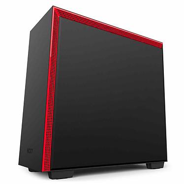 Avis NZXT H700 (noir/rouge)
