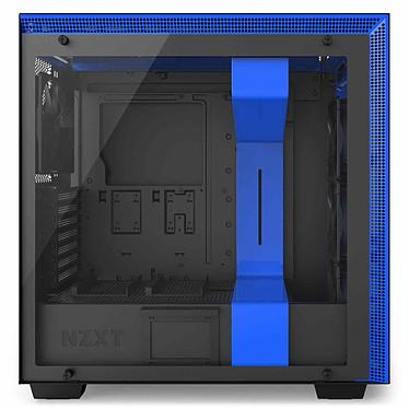 Avis NZXT H700 (noir/bleu)