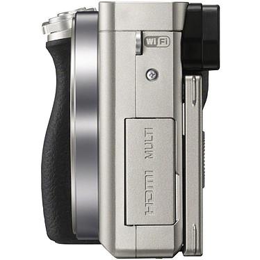 Avis Sony Alpha 6000 + Objectif 16-50 mm Argent + Cullmann Malaga Vario 200 Rouge