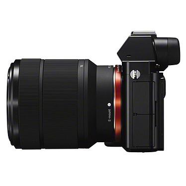 Avis Sony Alpha 7 + Objectif 28-70 mm + Cullmann Malaga Maxima 70 Noir
