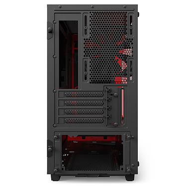 NZXT H400 (noir/rouge) pas cher