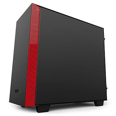 Acheter NZXT H400 (noir/rouge)