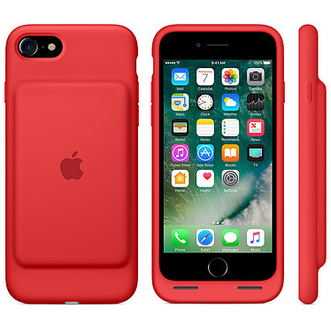 Apple Smart Battery Case (PRODUCT)RED Apple iPhone 7 pas cher