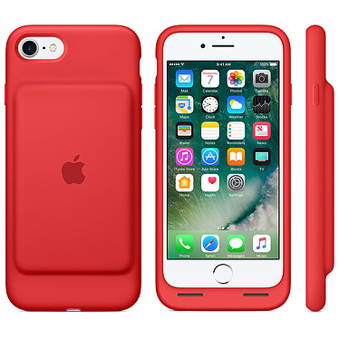Acheter Apple Smart Battery Case (PRODUCT)RED Apple iPhone 7
