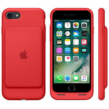 Avis Apple Smart Battery Case (PRODUCT)RED Apple iPhone 7