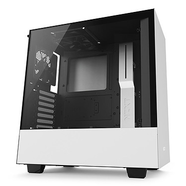 NZXT H500 (blanc)
