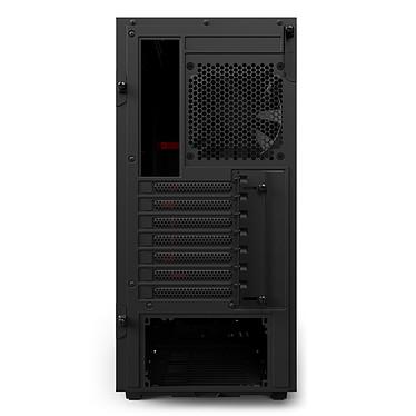 NZXT H500 (noir/rouge) pas cher