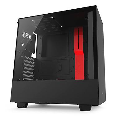 NZXT H500 (noir/rouge)