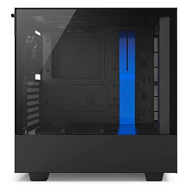 Avis NZXT H500 (noir/bleu)