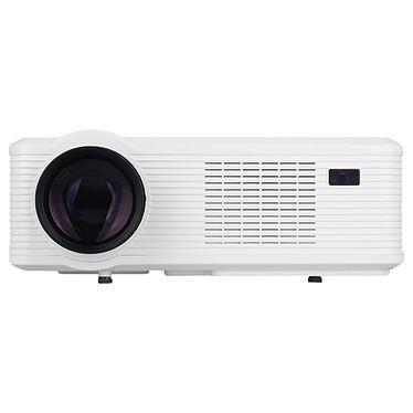 Dual DL-VP526 Vidéoprojecteur LED DLP WXGA - 3000 Lumens - HDMI/VGA/USB - 4 Watts