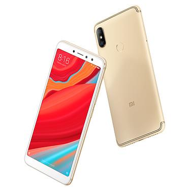 "Xiaomi Redmi S2 Or (32 Go) Smartphone 4G-LTE Dual SIM - Snapdragon 625 Octo-Core 2.0 GHz - RAM 3 Go - Ecran tactile 5.99"" 720 x 1440 - 32 Go - NFC/Bluetooth 4.2 - 3080 mAh - Android 8.1"