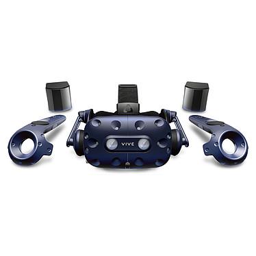 HTC Vive Pro Complete Edition Casque de réalité virtuelle - kit VR complet