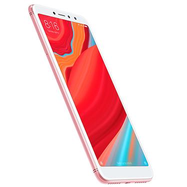 "Xiaomi Redmi S2 Rose (32 Go) Smartphone 4G-LTE Dual SIM - Snapdragon 625 Octo-Core 2.0 GHz - RAM 3 Go - Ecran tactile 5.99"" 720 x 1440 - 32 Go - NFC/Bluetooth 4.2 - 3080 mAh - Android 8.1"