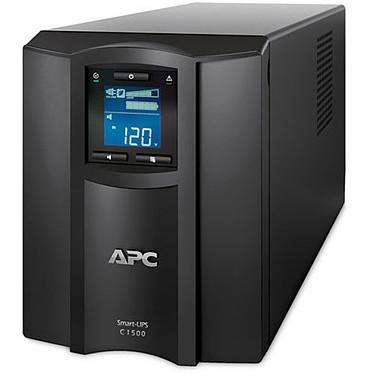 APC Smart-UPS SMC 1500 VA Tour Onduleur line-interactive monophasé LCD 230V (USB / RJ45 Série) - Tour