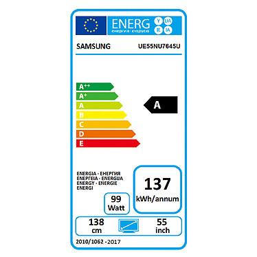 Samsung UE55NU7645 pas cher