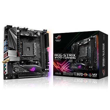 Avis ASUS ROG STRIX X470-I GAMING + AMD Ryzen 5 2600