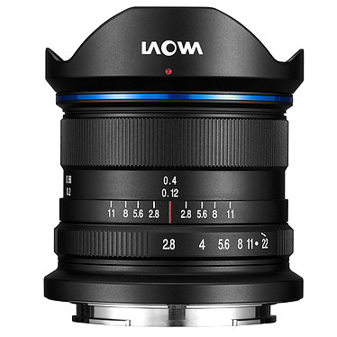 Laowa 9mm f/2.8 Zero-D Sony E Objectif ultra grand-angle APS-C 9 mm f/2.8 Sony E pour hybrides
