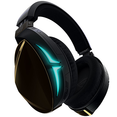 ASUS ROG Strix Fusion 500 Casque-micro Hi-Res Audio 7.1 pour gamer (compatible PC / Mac / PS4)