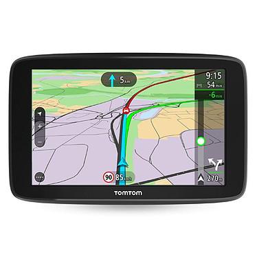 """TomTom GO Basic (6"""") GPS Europe Ecran 6"""" - Cartographie et Trafic gratuits à vie - Wi-Fi - Messages smartphone"""