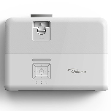 Acheter Optoma UHD390X + LDLC Ecran manuel - Format 16:9 - 240 x 135 cm