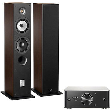 Denon PMA-60 + Triangle Altea Borea Noyer
