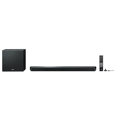 LG OLED65C8 + Yamaha MusicCast YSP-2700 Noir pas cher