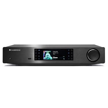 Cambridge CXN v2 Noir Lecteur audio réseau avec Wi-Fi, Ethernet, AirPlay 2, Chromecast, Spotify Connect, DLNA, Radio Internet et double DAC Wolfson WM8740