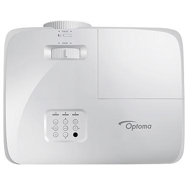 Avis Optoma HD270e + LDLC Ecran manuel - Format 16:9 - 220 x 124 cm