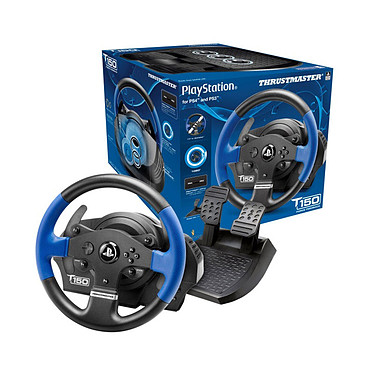 Comprar Thrustmaster T150 Force Feedback + Wheel Stand Pro v2