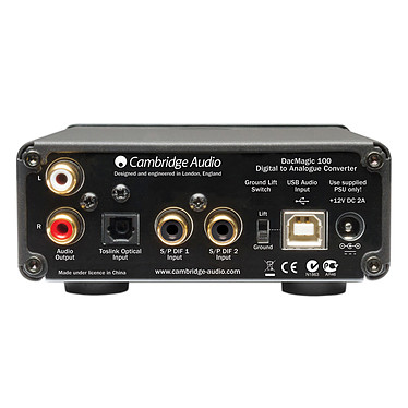 Convertisseur DAC audio